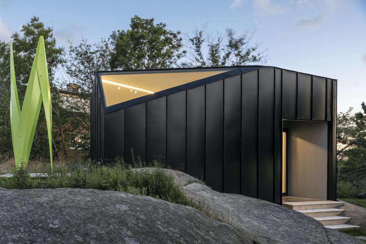 LÅMA, Långedrag Modern Art av STEG Arkitekter