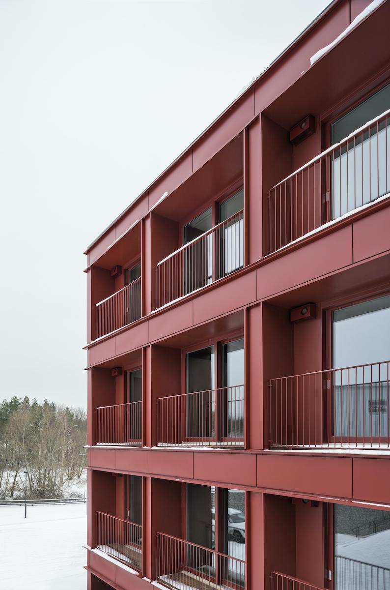 Ten Hotell av Andreas Martin-Löf Arkitekter